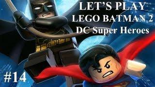 LEGO Batman 2 DC Super Heroes part 14 FR HD