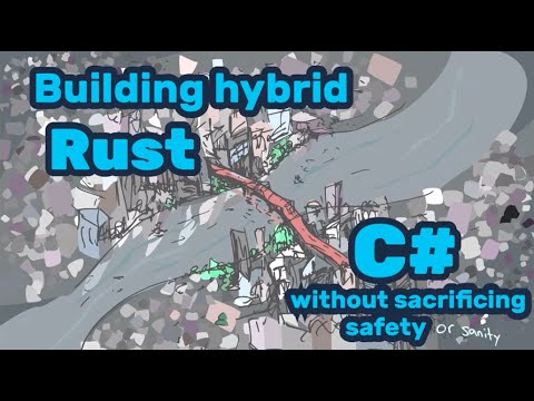 C# And Rust: Combining Managed And Unmanaged Code Without Sacrificing Safety - Ashley Mannix
