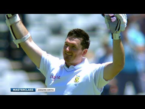 Masterclass | Graeme Smith