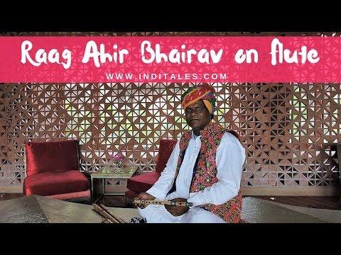 Albela Sajan Aayo Re - Raag Ahir Bhairav on Flute