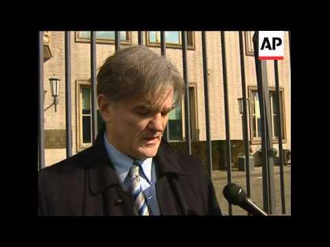 Milosevic's lawyer on autopsy