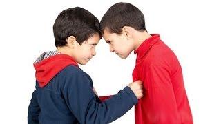 видео Что делать, если боишься ударить другого. Психология уличной драки