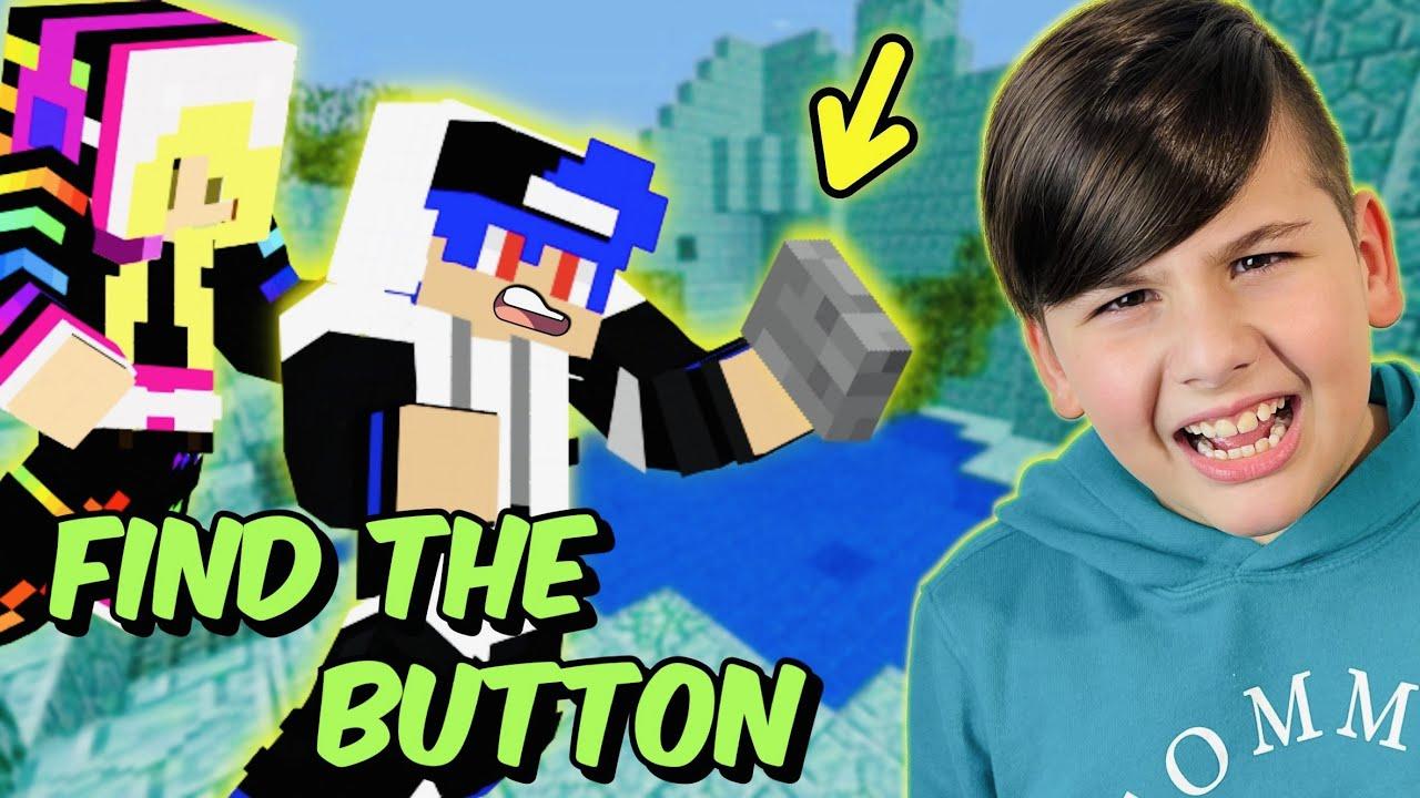 Ποιός θα καταφέρει να βρει το κουμπί Find The Button Challenge Minecraft Famous Games