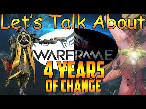 Is Warframe worth coming back to for Plains of Eidolon? Discussing YEARS of changes