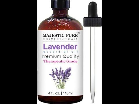 review:-majestic-pure-lavender-essential-oil,-therapeutic-grade,-4-fl.-oz