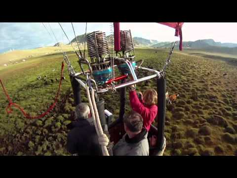 The Worlds Greatest Balloon Adventures - Mongolia (Episode 2)