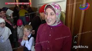 Автопоезд «Забота о здоровье» отправился в Хасавюртовский район Дагестана