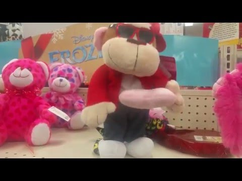 Funny and adorable Valentine's Day toys that sing and dance