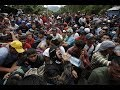 BREAKING Tucker on Honduras Illegal Migrant Caravan headed towards USA border 10/16/18