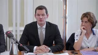 Pierre Maudet  decisions du Conseil d'Etat