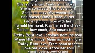 Jimmy Castano - Teddy Bear (love).wmv