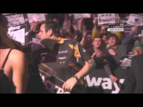 Adrian Lewis Walk On Premier League Darts 2016