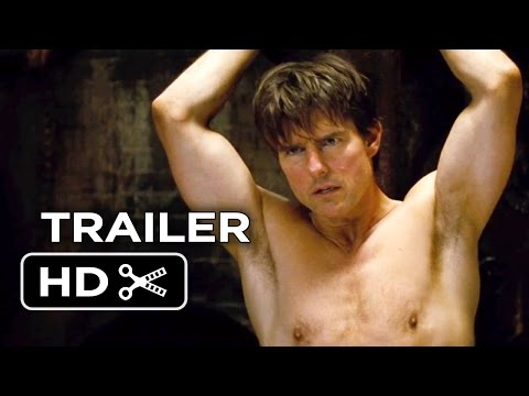 Mission: Impossible - Rogue Nation Official Teaser Trailer (2015) - Tom Cruise Action Sequel HD poster