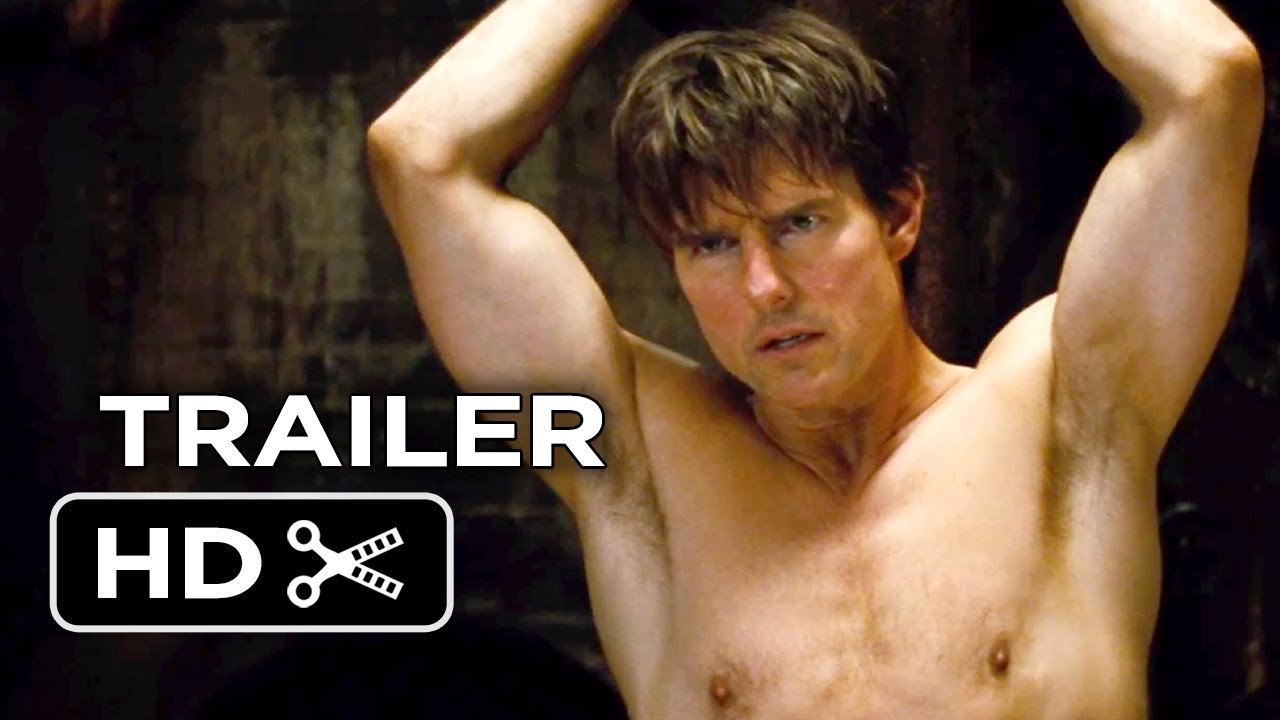 Mission Impossible Rogue Nation Official Teaser Trailer 2015 Tom Cruise Action Sequel Hd Youtube