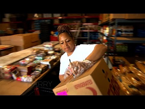 Leading Lady: Helping Feed NOLA's Hungry