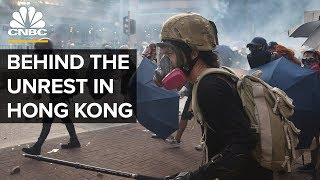 What Hong Kong Unrest Means For Asia's Financial Hub