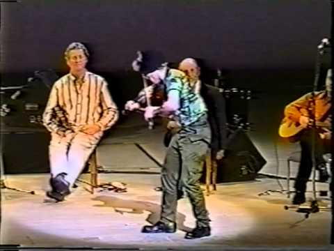 Ashley MacIsaac with The Chieftains-Tullochgrum 1997, Japan