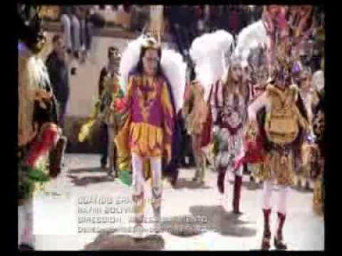 Raymi Bolivia - Cuando era niño