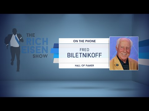Pro HOFer Fred Biletnikoff calls in and talks Ken Stabler, Franco Harris, and more - 8/9/16