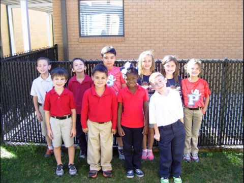 Platt Elementary School - Mrs. Anthony