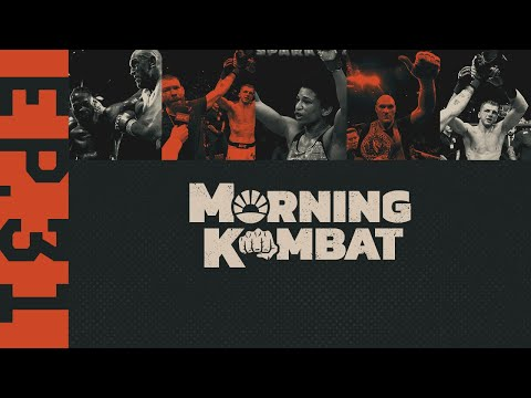 Tyson Fury Stops Deontay Wilder, UFC Auckland, Is Fury vs. Joshua Next? | MORNING KOMBAT | Ep. 31