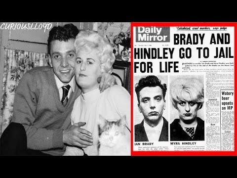 Serial Killers Ian Brady And Myra Hindley | The Moors Murders