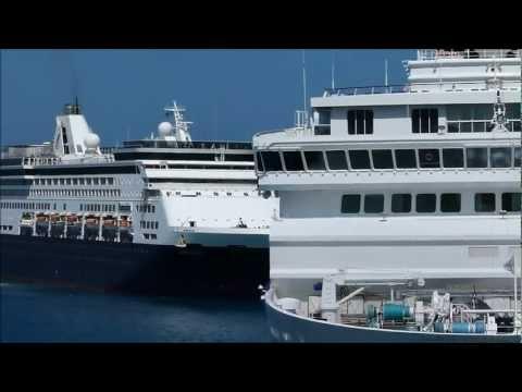 Cruise Ships In Aruba: Ocean Dream, Horizon, Stadendam And Silver Explorer