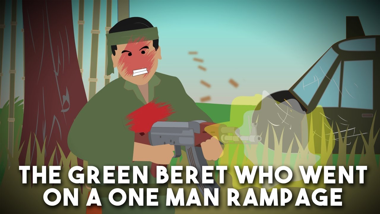 the-green-beret-who-went-on-a-one-man-rampage-to-save-his-comrades