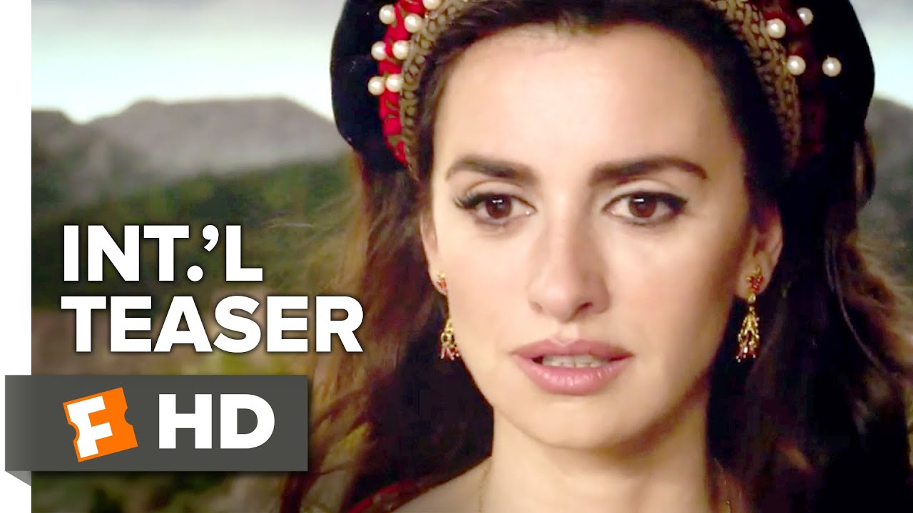 The queen of spain official teaser 1 2016 pen lope cruz movie hd youtube for Watches of spain