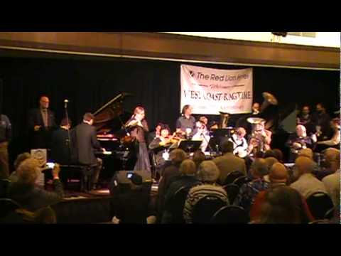 Pine Apple Rag (Scott Joplin) West Coast Ragtime Festival 2011 Finale