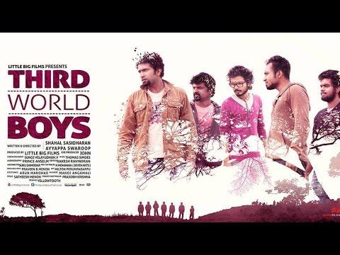 Download Third World Boys Malayalam Movie Trailer 2016