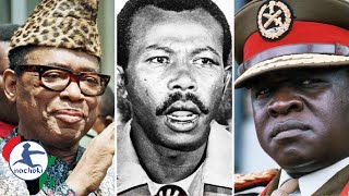 Top 10 most hated african presidents of all time