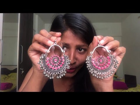 6 ear rings every Indian girl must have! | Junk Jewellery - Part 1