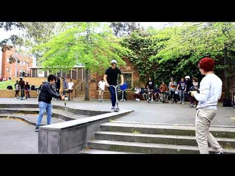 Melbourne Street Jam 2012!