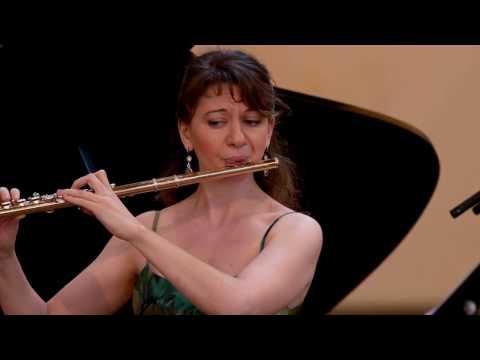 """Borne """"Carmen Fantasy"""" - Mimi Stillman, flute + Charles Abramovic, piano"""