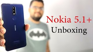 Nokia 5.1 Plus Unboxing and Hands-on Review (Price, Specs, Camera Samples and Benchmark Scores)