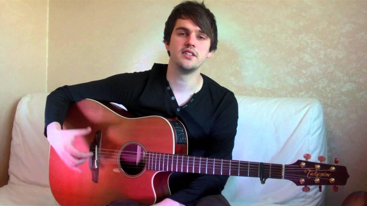 Sovereign Chris Tomlin Guitar Lesson Youtube