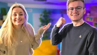 Camille et Lucas refont leur studio ! (gros fous rires de galère)