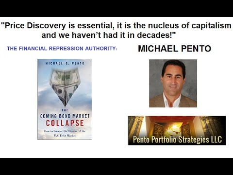 """PRICE DISCOVERY IS ESSENTIAL, IT IS THE NUCLEUS OF CAPITALISM!"" - 03-18-16 - FRA w/Michael Pento"