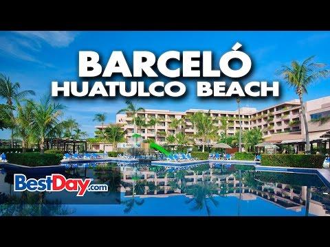 Barceló Huatulco Beach