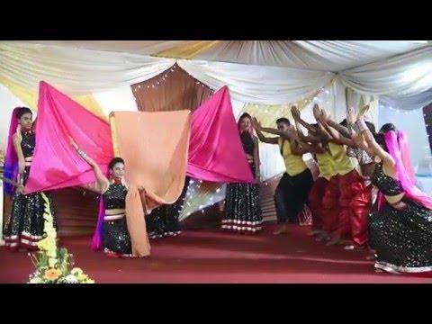 Ganpati Bappa Morya - Sadda Dil Vi Tu dance performance Mauritius