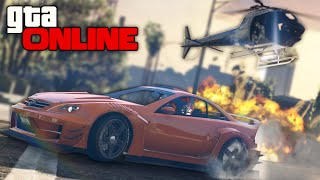 GTA 5 Online (PC) - ФОРСАЖ 7! #78