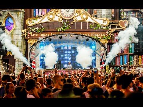 Tomorrowland Belgium 2016   Patrick Topping
