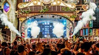 Tomorrowland Belgium 2016 | Patrick Topping