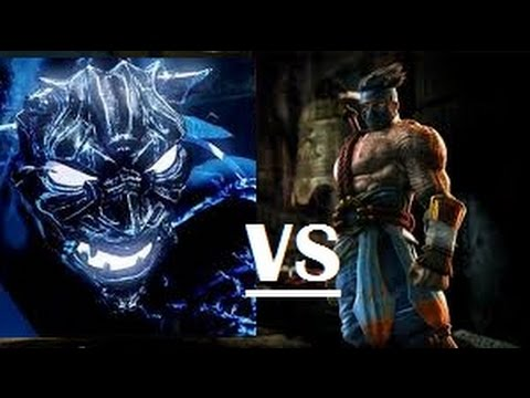 Killer instinct jago vs omen ranked match best for Portent vs omen