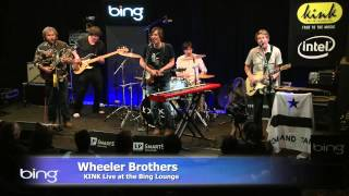Wheeler Brothers - You Got a Lot of Love (Bing Lounge)