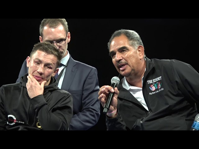 "GGG Rips Canelo After Fight ""He Ran! Where Is Mexican Style? "" EsNews Boxing"