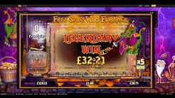 Reels of Fire Slot - Big Win - Core gaming
