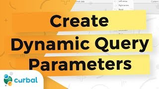 Create Dynamic Query Parameters in Power BI Desktop  - Power BI Tips & Tricks #47