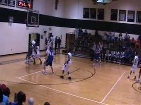 KennedyEubanks #21 Pendleton High School 6-5 Swingman Basketball Senior Season